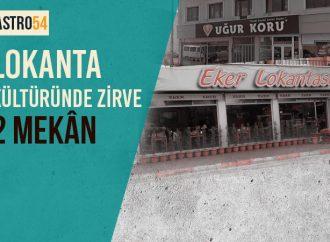 Adapazarı'ndan Sapanca'ya Lokanta Kültüründe Zirve İki Mekân