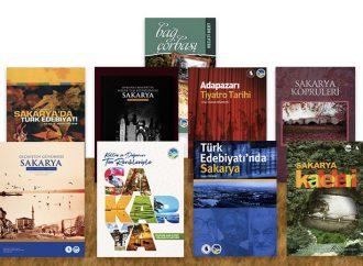 Sakarya'ya Dair 30 Kitap