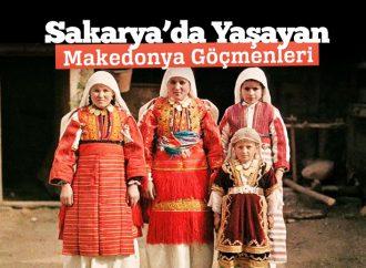 Sakarya'da Yaşayan Makedonya Göçmenleri