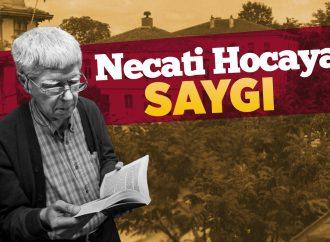 Necati Hocaya Saygı