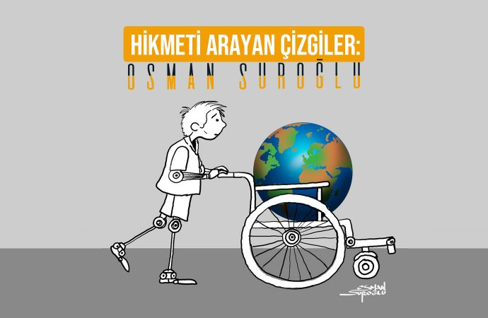 Hikmeti Arayan Çizgiler: Osman Suroğlu