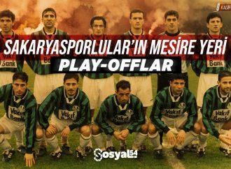 Play-Offlar: Sakaryasporlular'ın Mesire Yeri