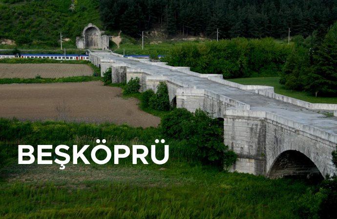 Justinianus Köprüsü / Beşköprü
