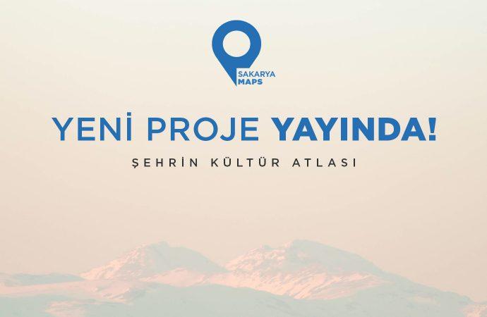 Yeni Proje: Sakarya Maps